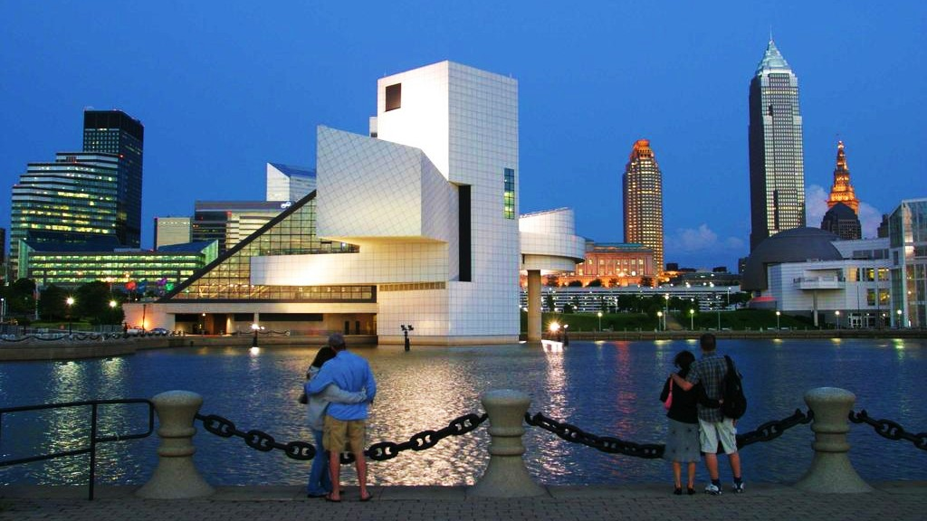 Where to stay in Cleveland, Ohio - Downtown Cleveland