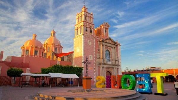 Dónde alojarse en Quéretaro - Centro Histórico
