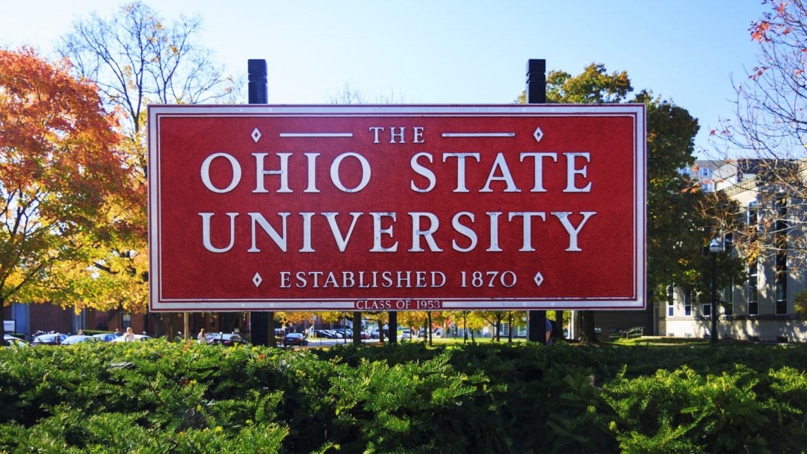Where to stay in Columbus - Near the University of Ohio
