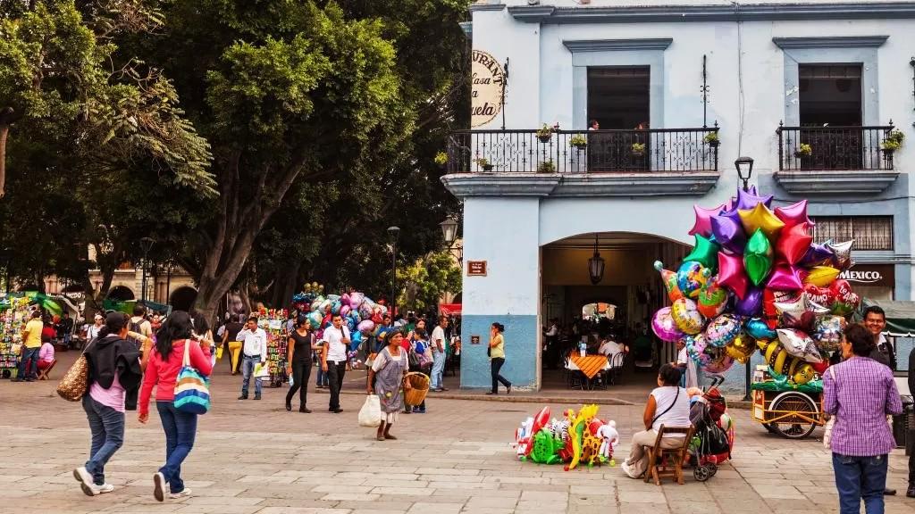 Mejores zonas donde alojarse en Oaxaca de Juárez - Centro Histórico