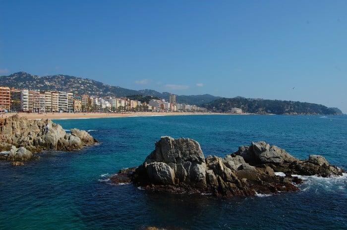 Zona más barata donde alojarse en la Costa Brava - Lloret de Mar