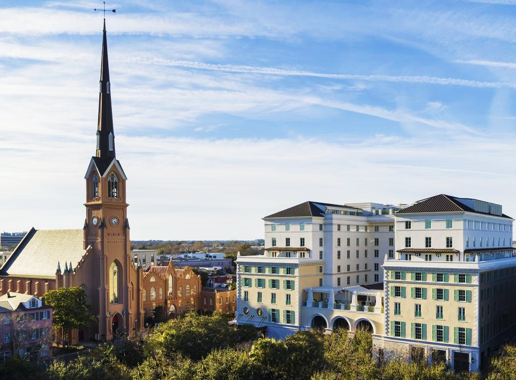 Dónde alojarse en Charleston, South Carolina - Cerca de Marion Square