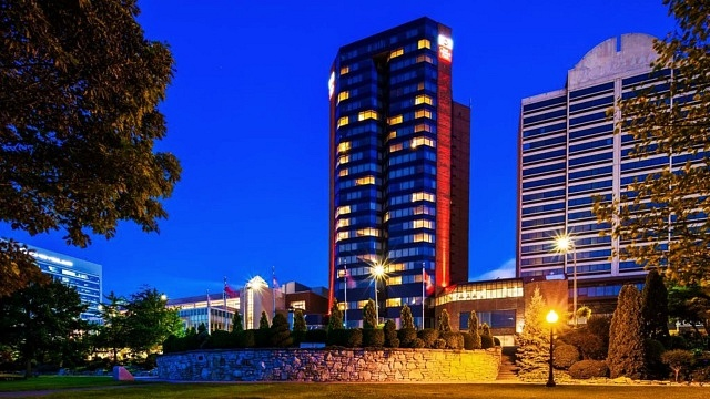 Dónde hospedarse en Windsor, Canadá - Downtown