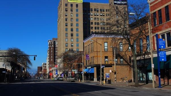 Dónde alojarse en Erie - Downtown