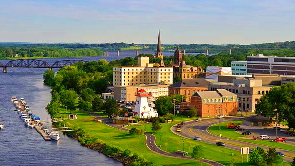 Where to stay in Fredericton - City Centre