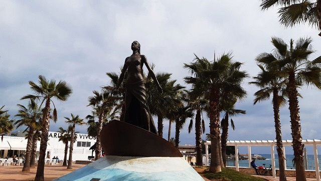 Where to stay in Fuengirola - City centre and promenade