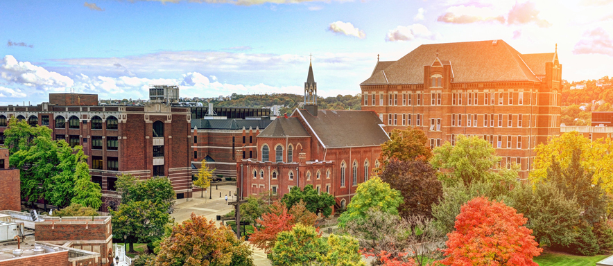 Dónde alojarse en Pittsburgh, Pensilvania - Uptown (Cerca de la Universidad de Duquesne)