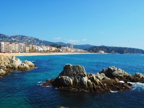 Las mejores zonas donde alojarse en Lloret de Mar, Girona