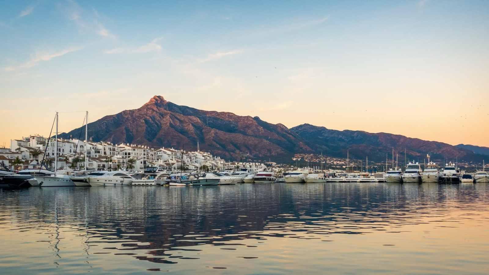 Las mejores zonas donde alojarse en la Costa del Sol -Marbella