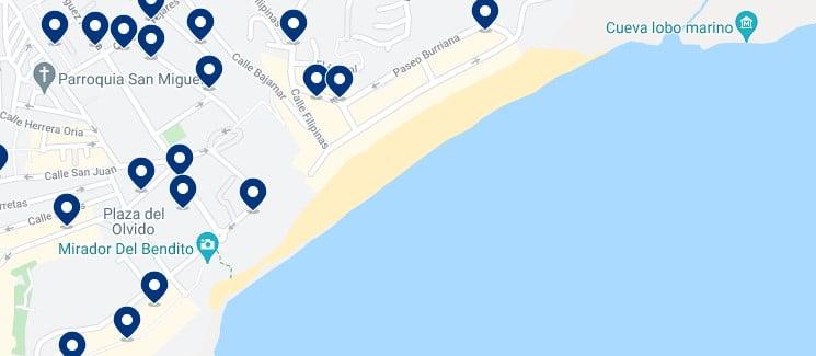 Alojamiento cerca de Playa Burriana - Haz clic para ver todo el alojamiento disponible en esta zona