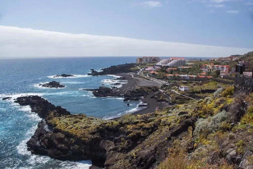 Dónde alojarse en La Palma para ir a la playa - Los Cancajos