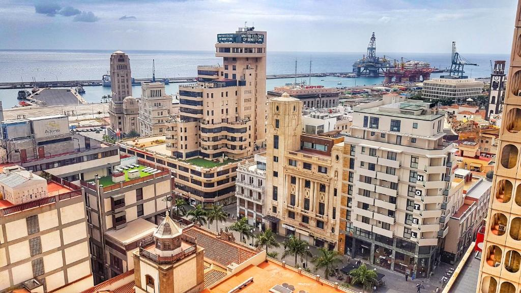 Dónde alojarse en Tenerife - Santa Cruz de Tenerife