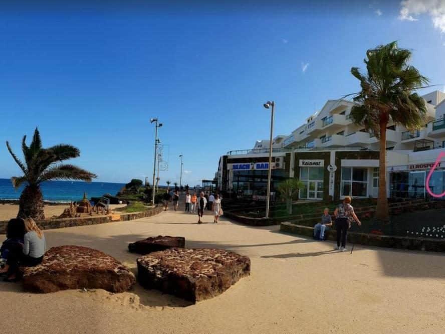 Dónde conviene alojarse en Lanzarote - Costa Teguise