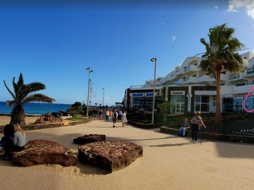 Where should I stay in Lanzarote - Costa Teguise