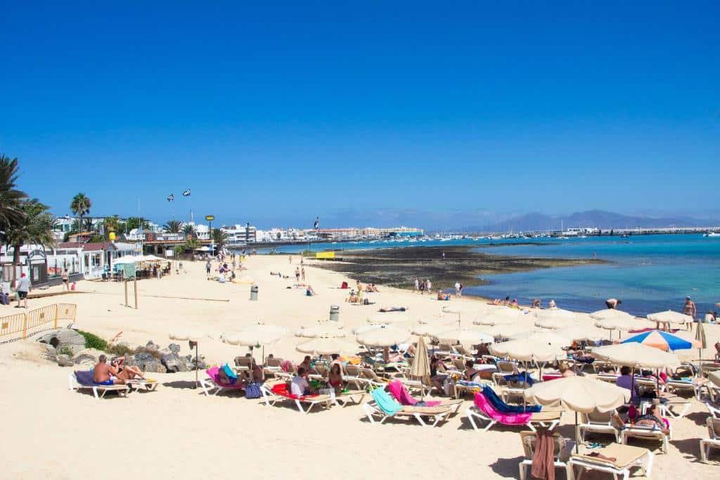 Dónde dormir en Fuerteventura - Corralejo