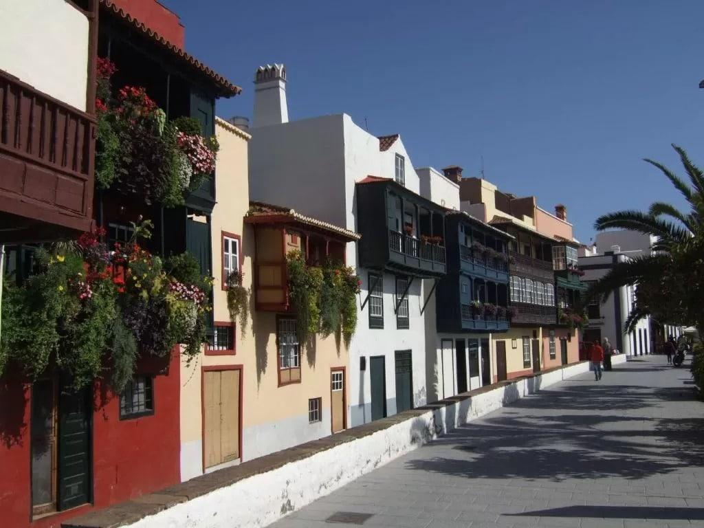 Dónde dormir en la isla de La Palma, Canarias - Santa Cruz de La Palma