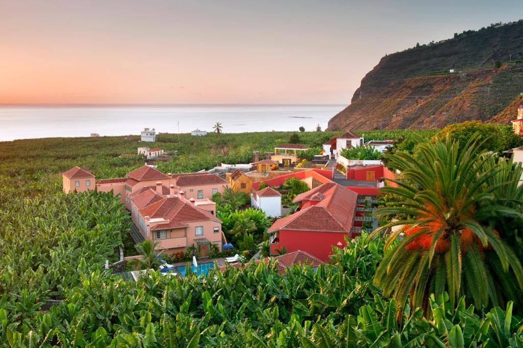 Dónde quedarse en La Palma - Tazacorte