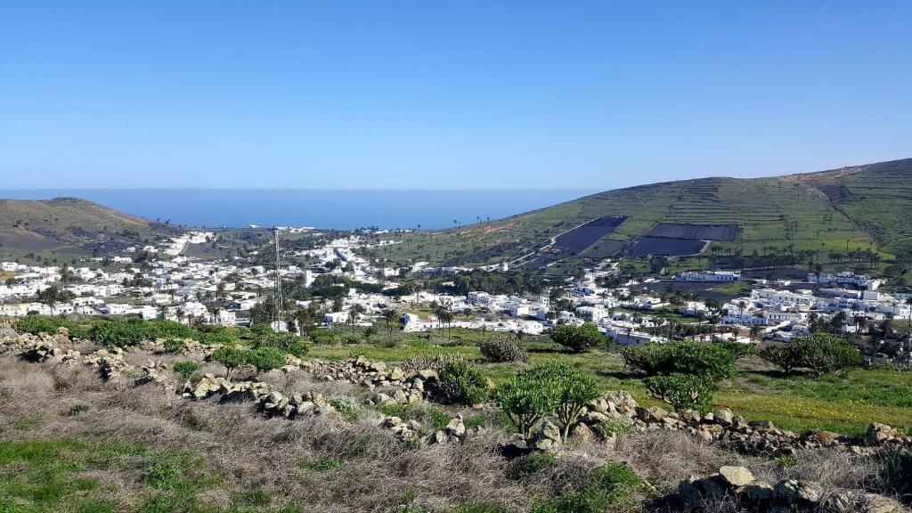 Best areas to stay in Lanarote - Haría