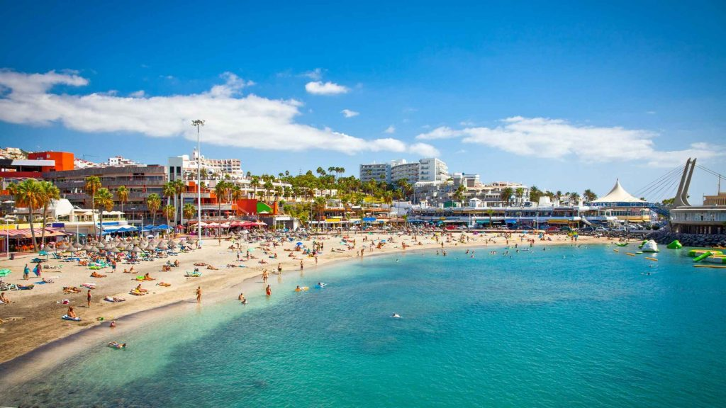 Where to find accommodation in Tenerife - Costa Adeje