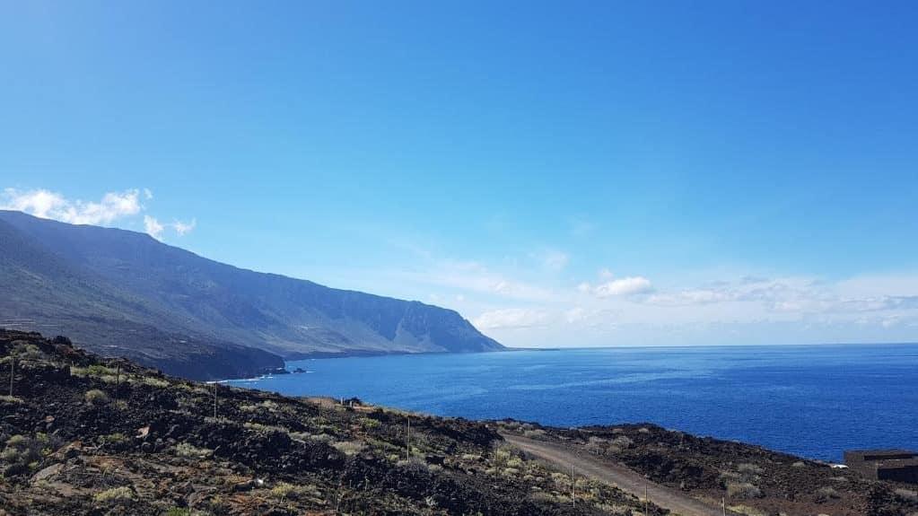 La mejor zona donde alojarse en El Hierro (isla) - Valle del Golfo