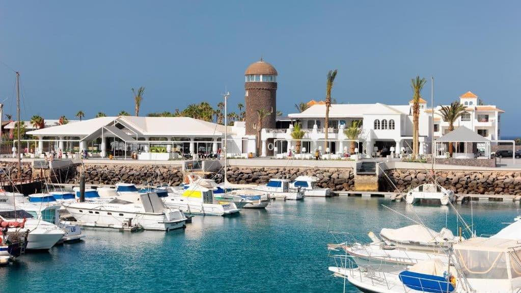 Las mejores zonas de playa donde alojarse en Fuerteventura, Canarias - Caleta de Fuste