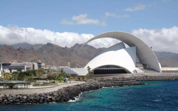 Where to stay in Santa Cruz de Tenerife - Near the Auditorium