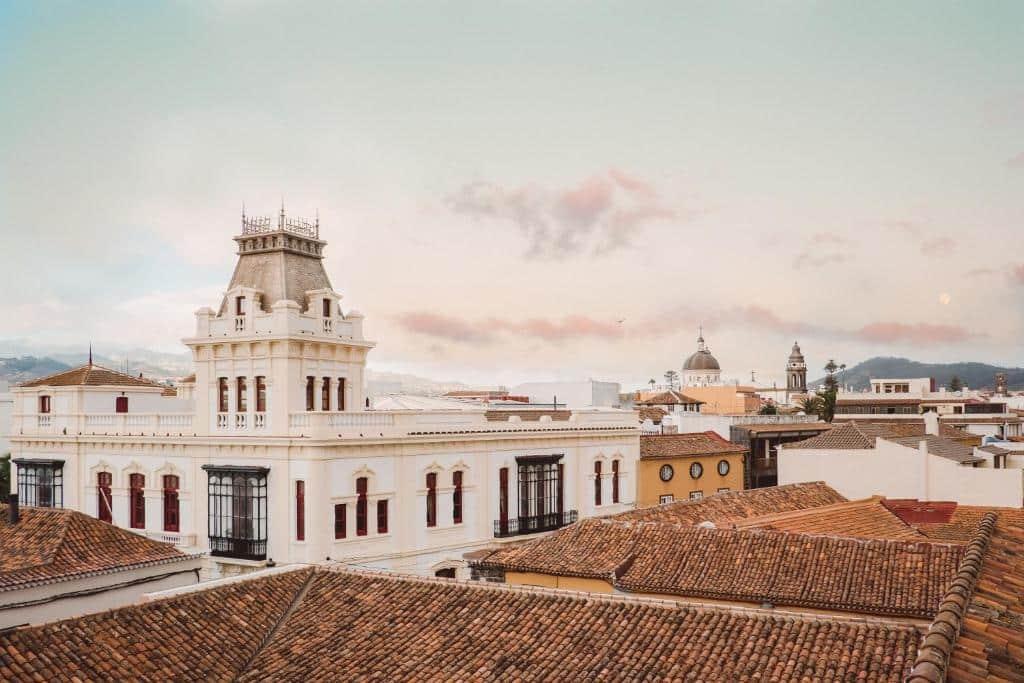Best inland town to stay in Tenerife - La Laguna