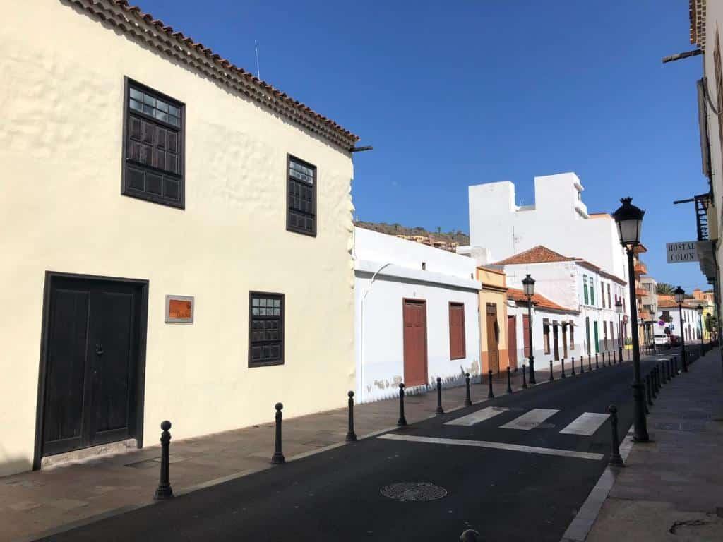 Mejor zona donde alojarse en La Gomera - San Sebastián de La Gomera