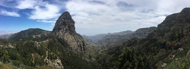 Mejor zona donde alojarse en La Gomera para practicar senderismo - Parque Nacional de Garajonay