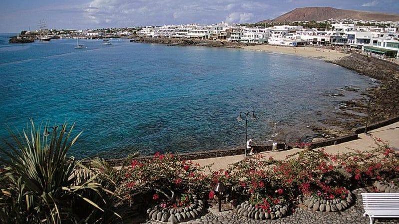 Mejor zona donde alojarse en Lanzarote - Playa Blanca