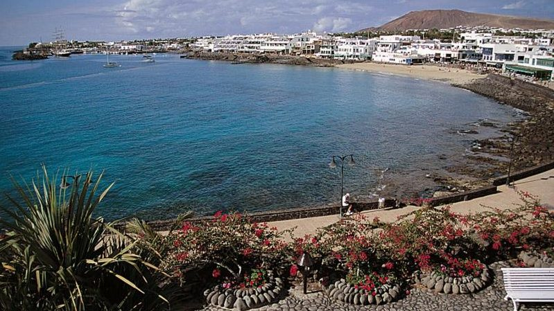 Best area to stay in Lanzarote - Playa Blanca