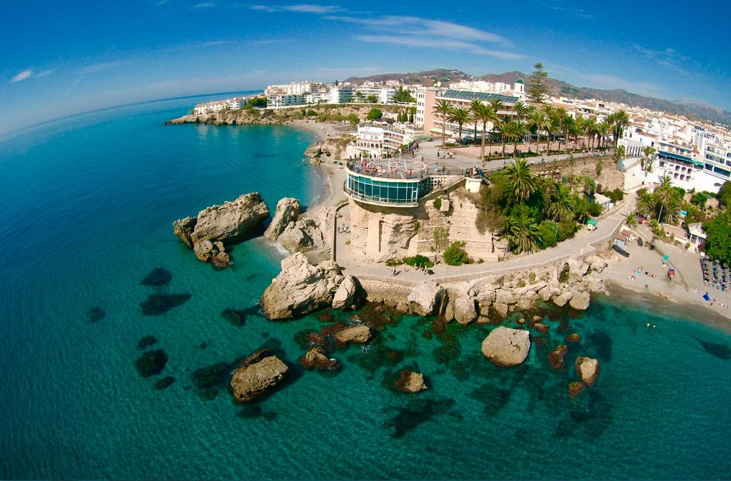 Best area to stay on the Costa del Sol: Nerja