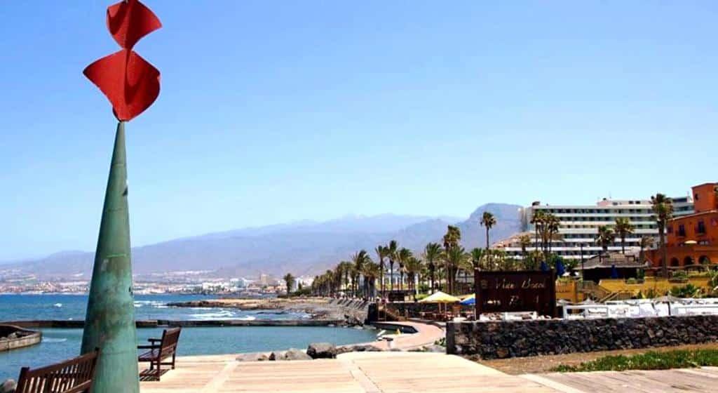 Mejor zona donde alojarse en Tenerife - Playa de las Américas