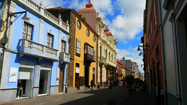 Best towns to find accommodation in Tenerife - La Laguna