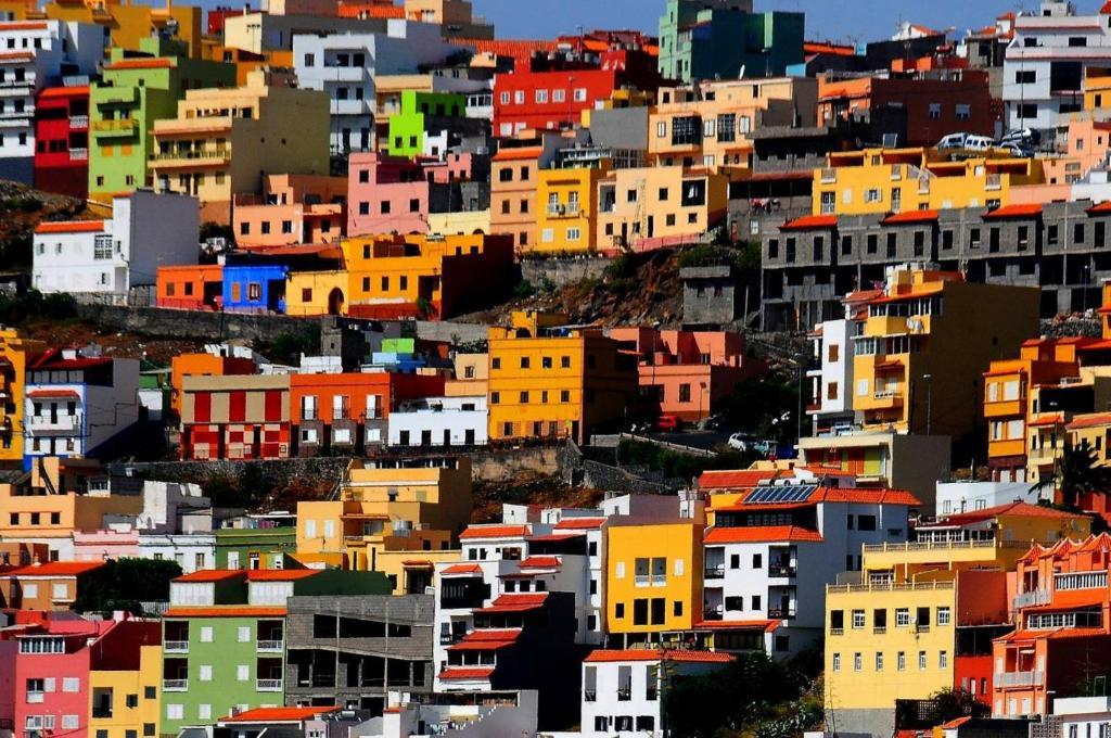 Mejores pueblos donde dormir en La Gomera - San Sebastián