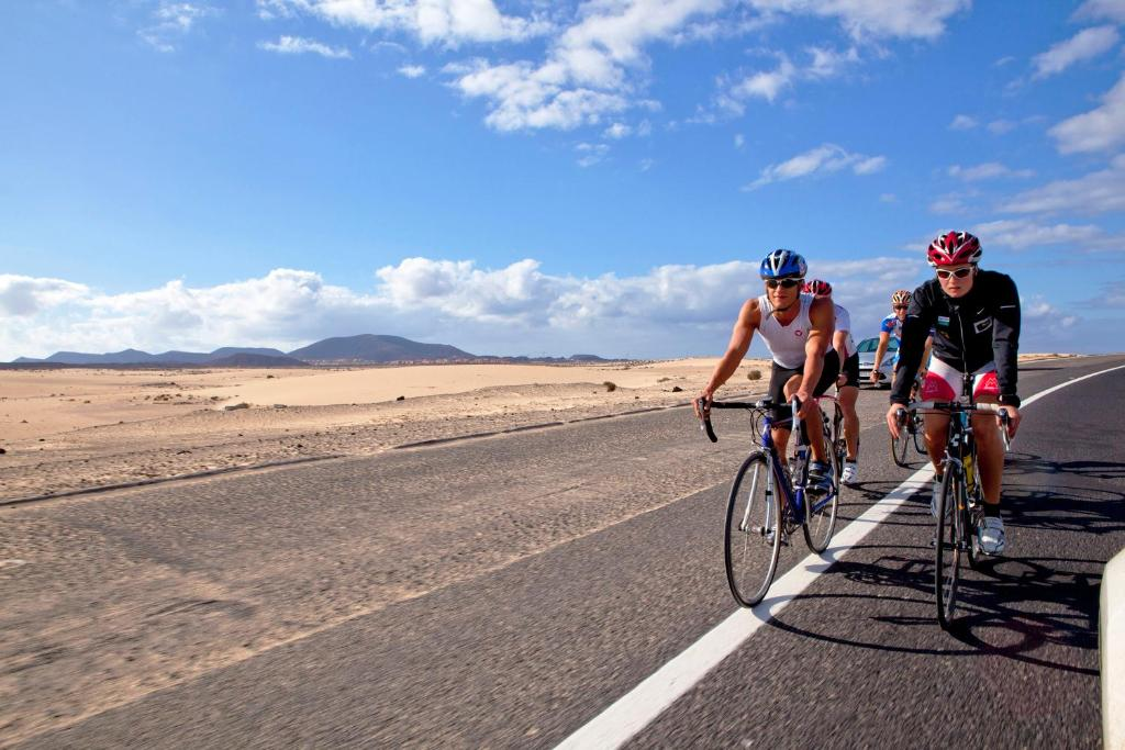 Mejores zona donde alojarse en Fuerteventura sin coche - Corralejo