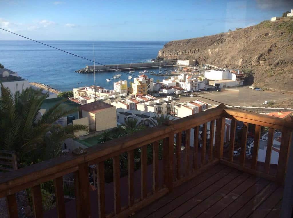 Mejores zonas para turistas en La Gomera - Playa Santiago