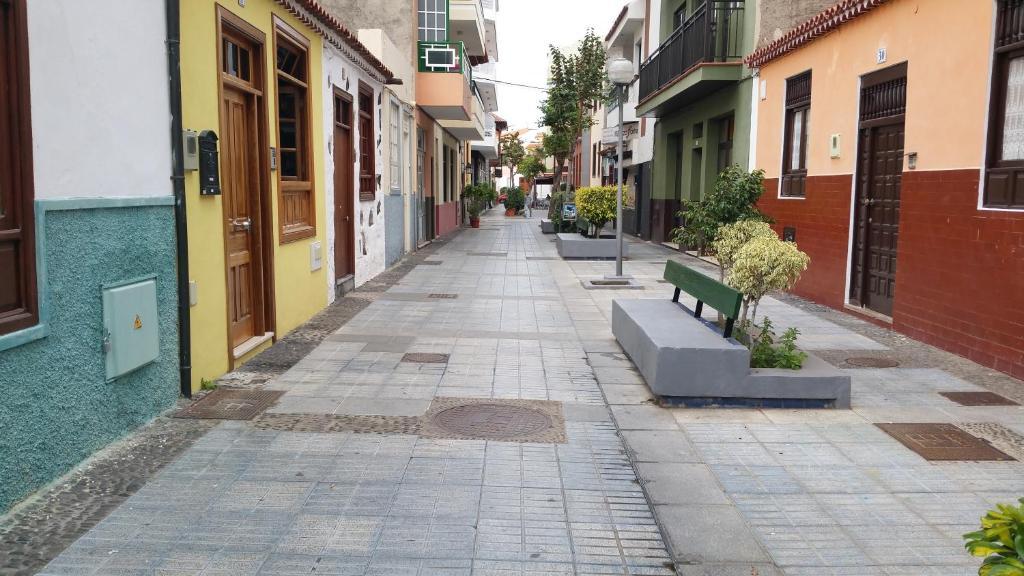 Puerto de La Cruz - Dónde hospedarse en Tenerife isla