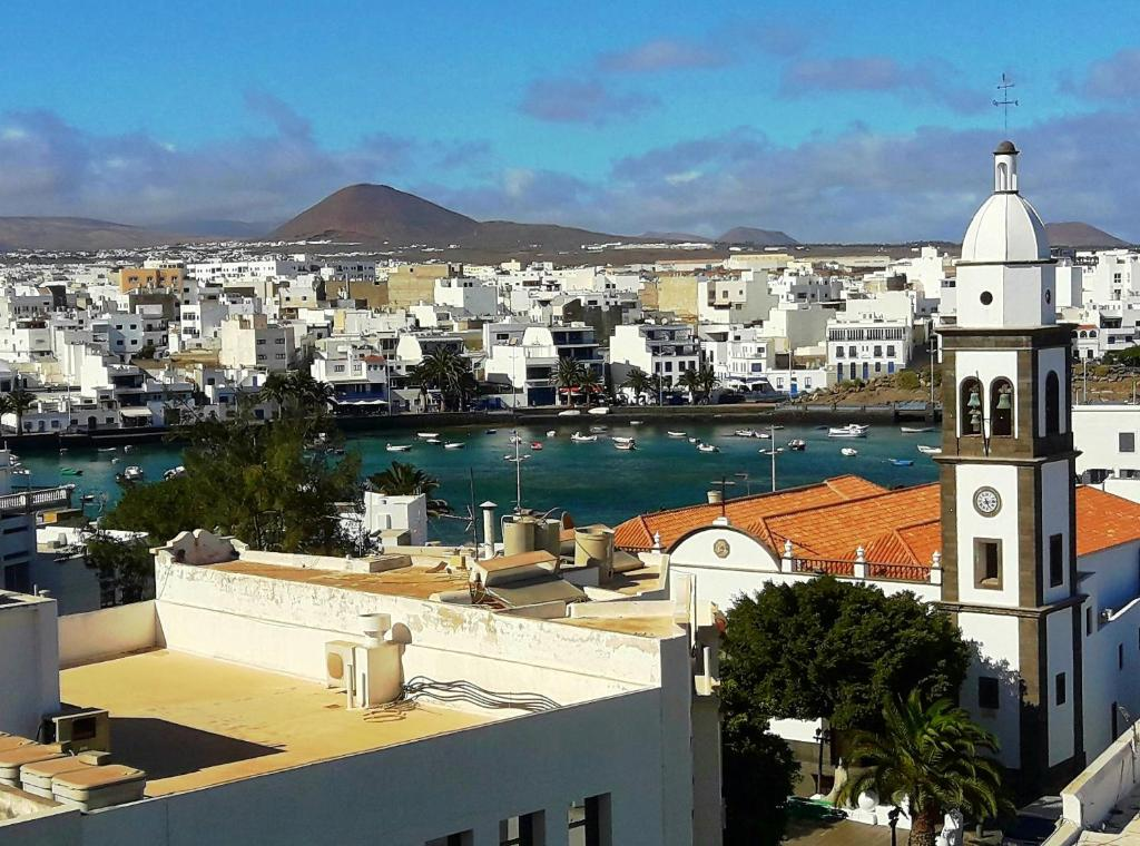 Zona mejor conectada donde dormir en Lanzarote - Arrecife