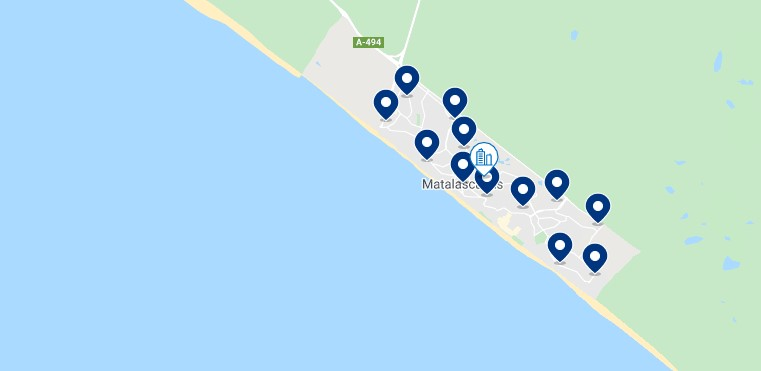 Alojamiento en Matalascañas – Haz clic para ver todo el alojamiento disponible en esta zona
