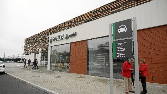 Dónde dormir en Huelva capital - Cerca de la estación de trenes