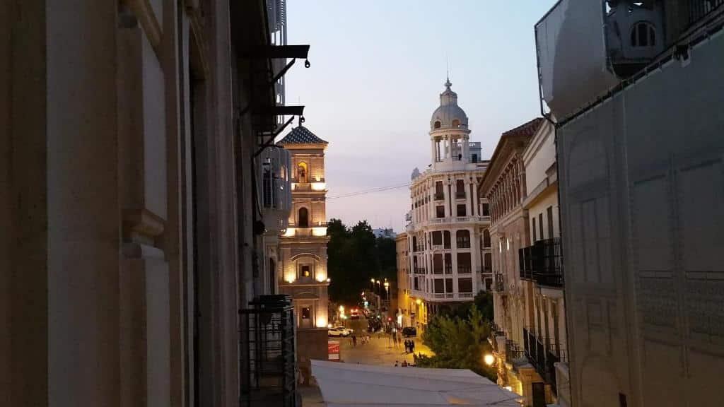 Dónde dormir en Murcia - Centro de Murcia