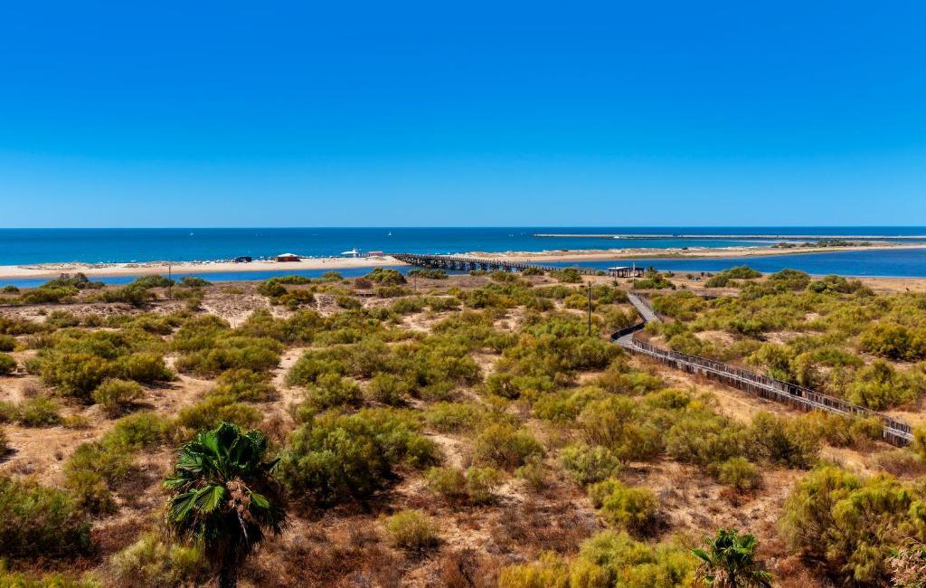 Dónde dormir en la Costa de la Luz de Huelva - Isla Cristina