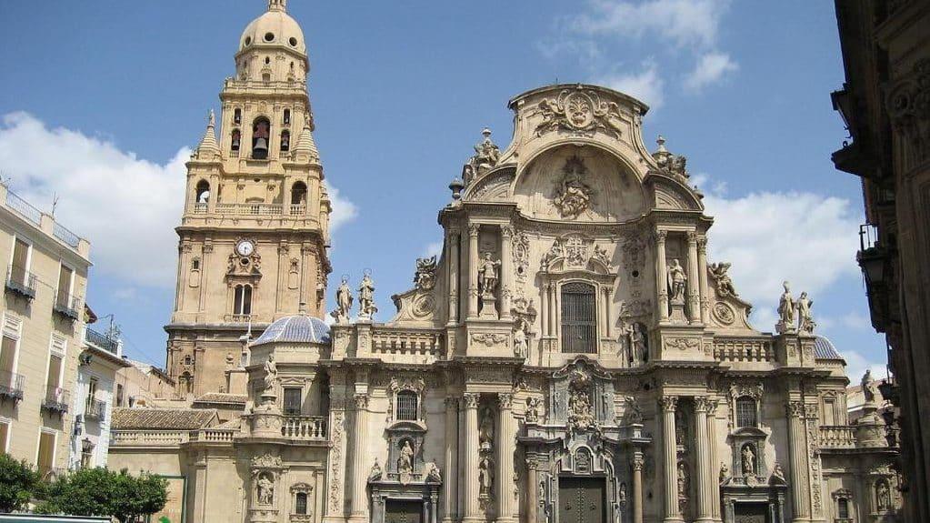 La mejor zona donde alojarse en Murcia capital - Centro Histórico
