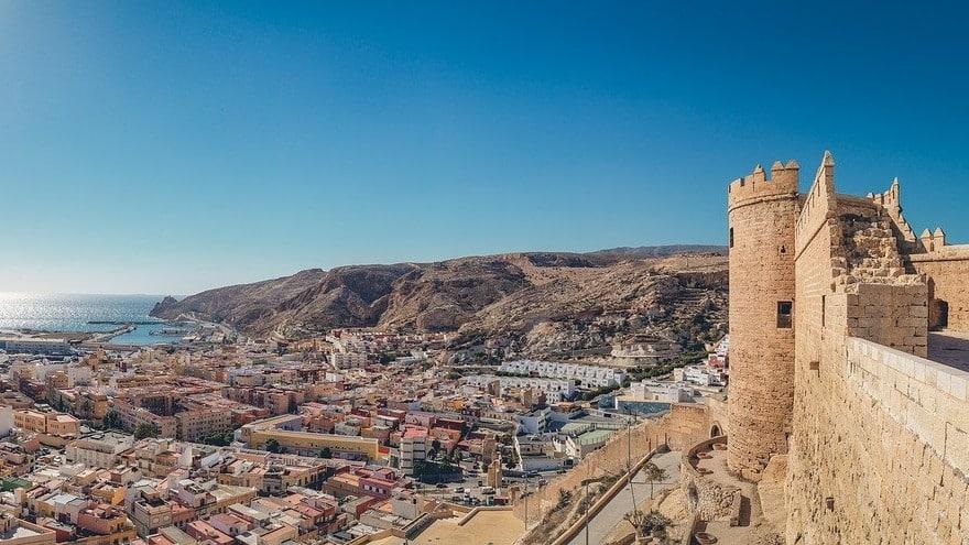 Las mejores zonas donde alojarse en Almería capital - Centro Histórico