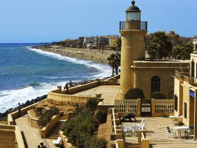 Las mejores zonas donde alojarse en Roquetas de Mar, España