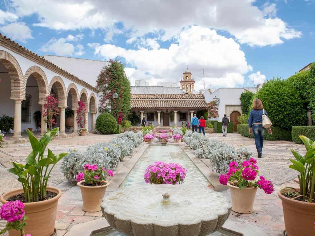 Mejores barrios donde alojarse en Córdoba - Cerca del Palacio de Viana