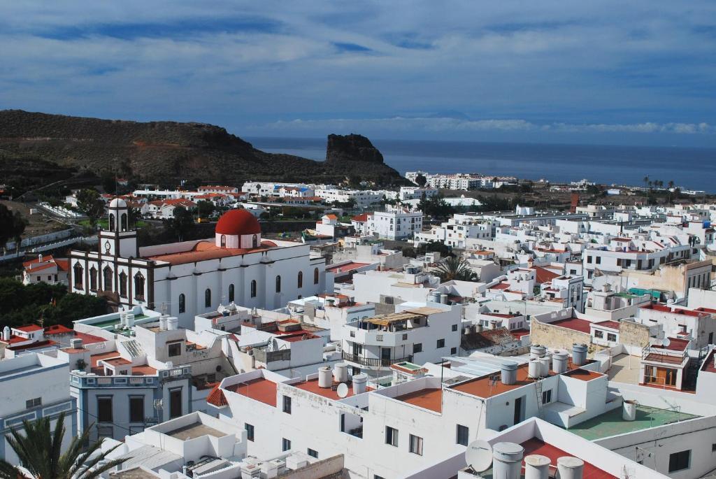 Mejores zonas donde quedarse en Gran Canaria - Agaete