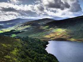 Las mejores zonas donde alojarse en el Parque Nacional Wicklow Mountains, Irlanda