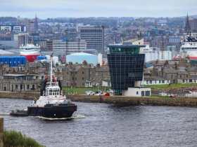 Las mejores zonas donde alojarse en Aberdeen, Escocia